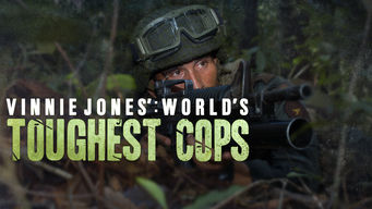 Vinnie Jones World's Toughest Cops: Season 1