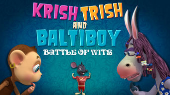 Krish Trish and Baltiboy: Battle of Wits