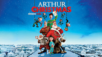 Is Arthur Christmas 2011 On Netflix Hong Kong